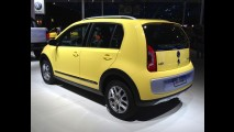 Salão SP: VW amplia gama aventureira com estreia do cross up!