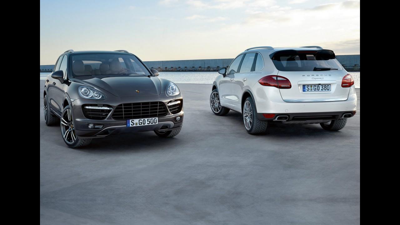 Porsche cresceu 89% no primeiro semestre no Brasil