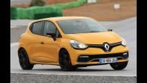 Renault considera versão ainda mais apimentada do Clio
