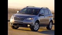 Fim de linha: Subaru encerrará produção do Tribeca em janeiro