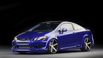 2012 Honda Civic Si Coupe by Fox Marketing for SEMA - 2.11.2011
