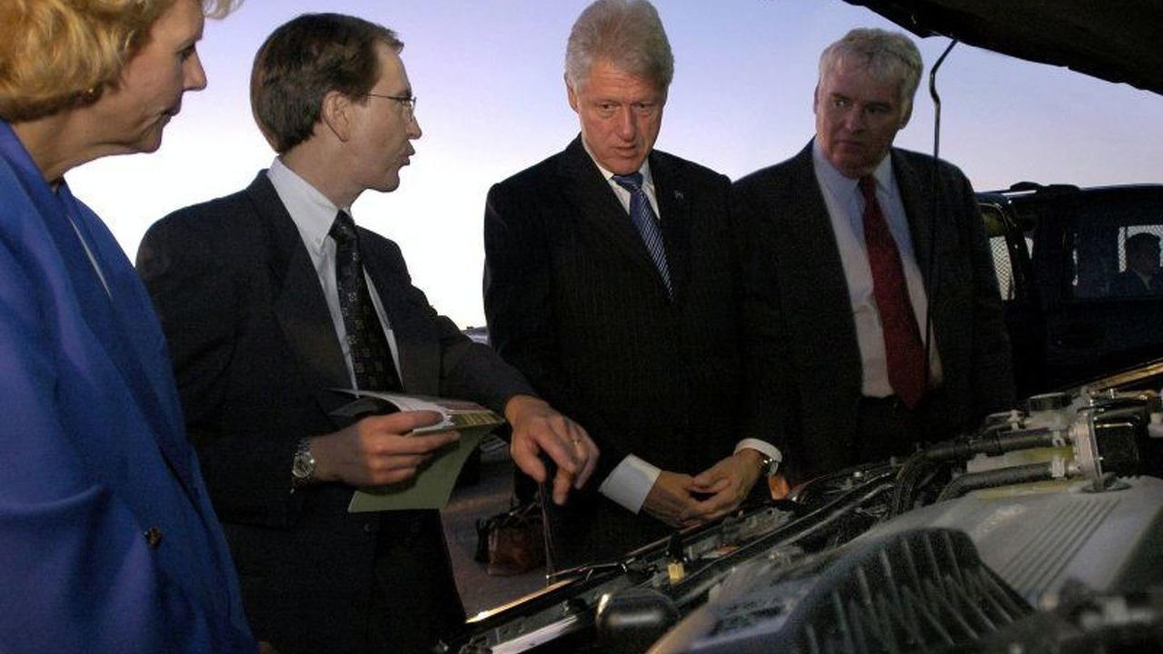 Mercury Mariner Hybrid Presidential Edition