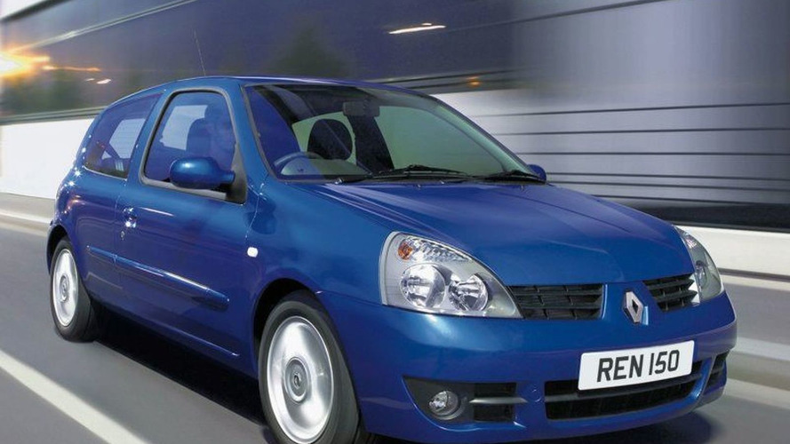 Renault Clio Campus Range Revised for 2007 (UK)
