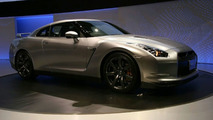 Nissan GT-R Officially Revealed