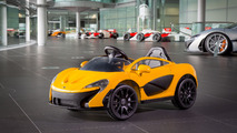 McLaren P1 electric ride on car
