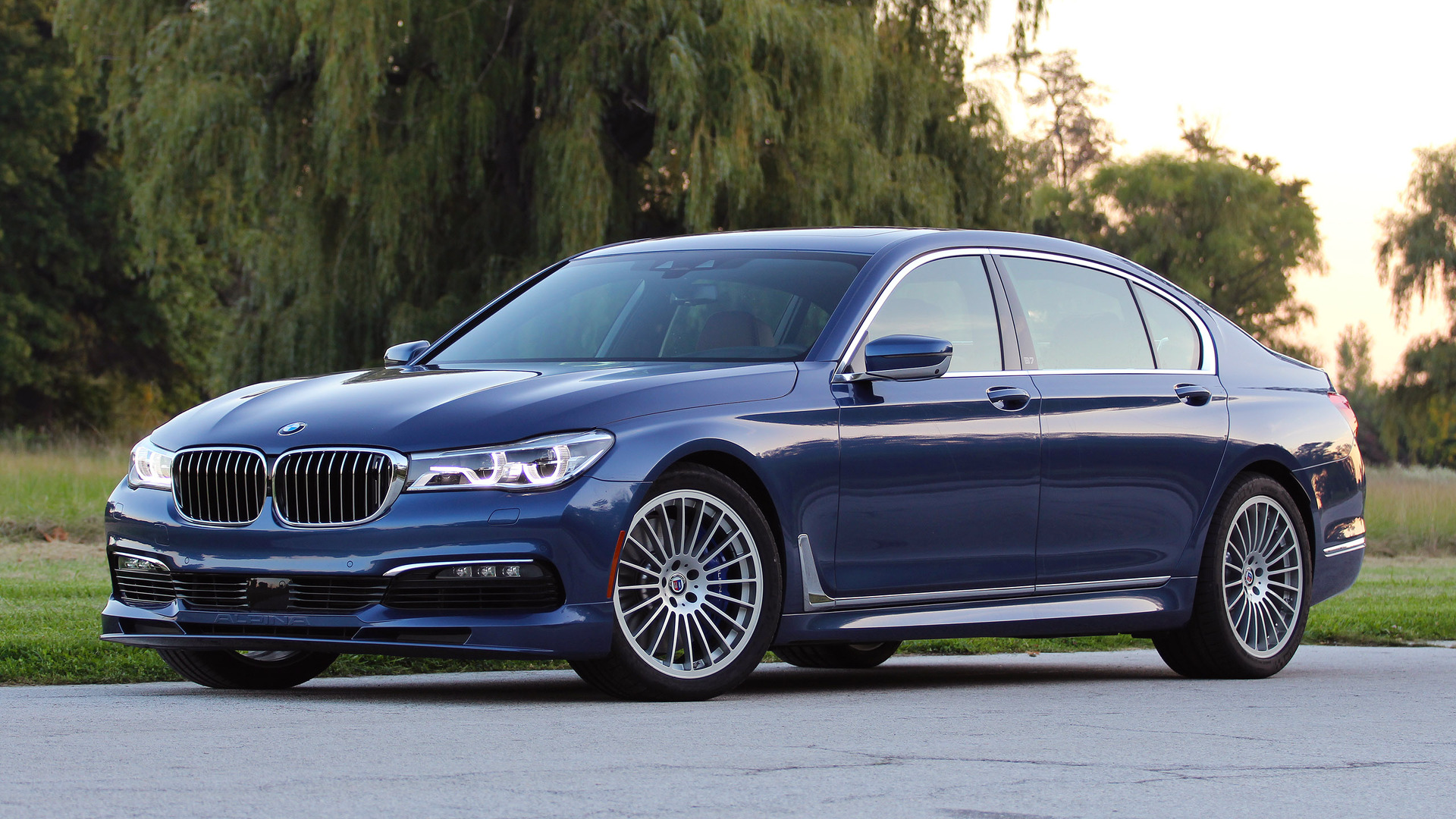 2017 BMW Alpina B7 Review: The magnificent Seven