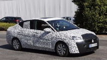 2018 Opel Corsa Sedan spy photo