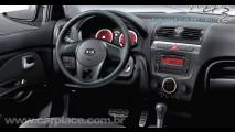 Kia Picanto 2010 - Compacto coreano ganha facelift para ficar mais esportivo