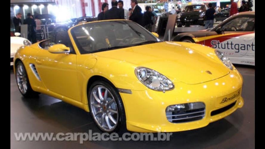 Salão do Automóvel 2008 - Porsche Boxster S Conversível