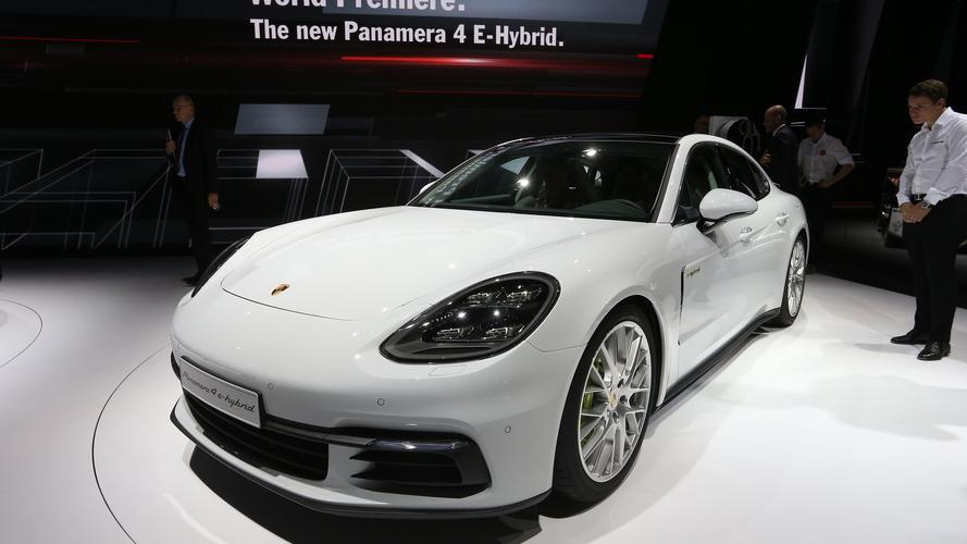Porsche Panamera 4 E-Hybrid - Plus économe et plus performante !