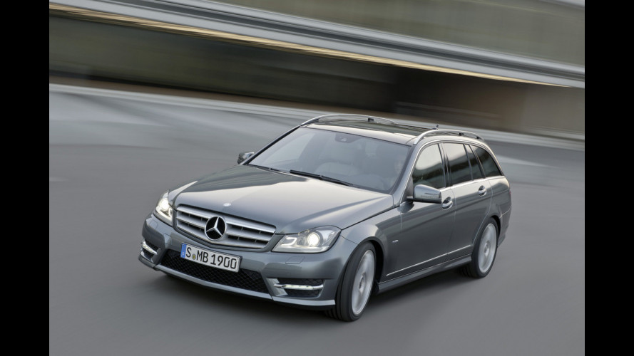 Mercedes Classe C restyling: i prezzi europei
