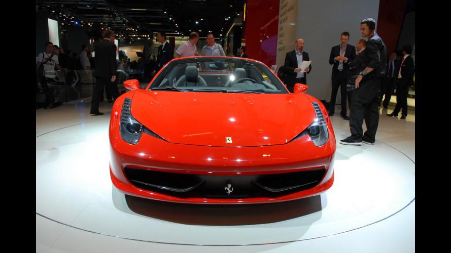 Ferrari come un ente del turismo