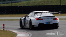 Stefan Ehlen testing the BMW M6 GT3
