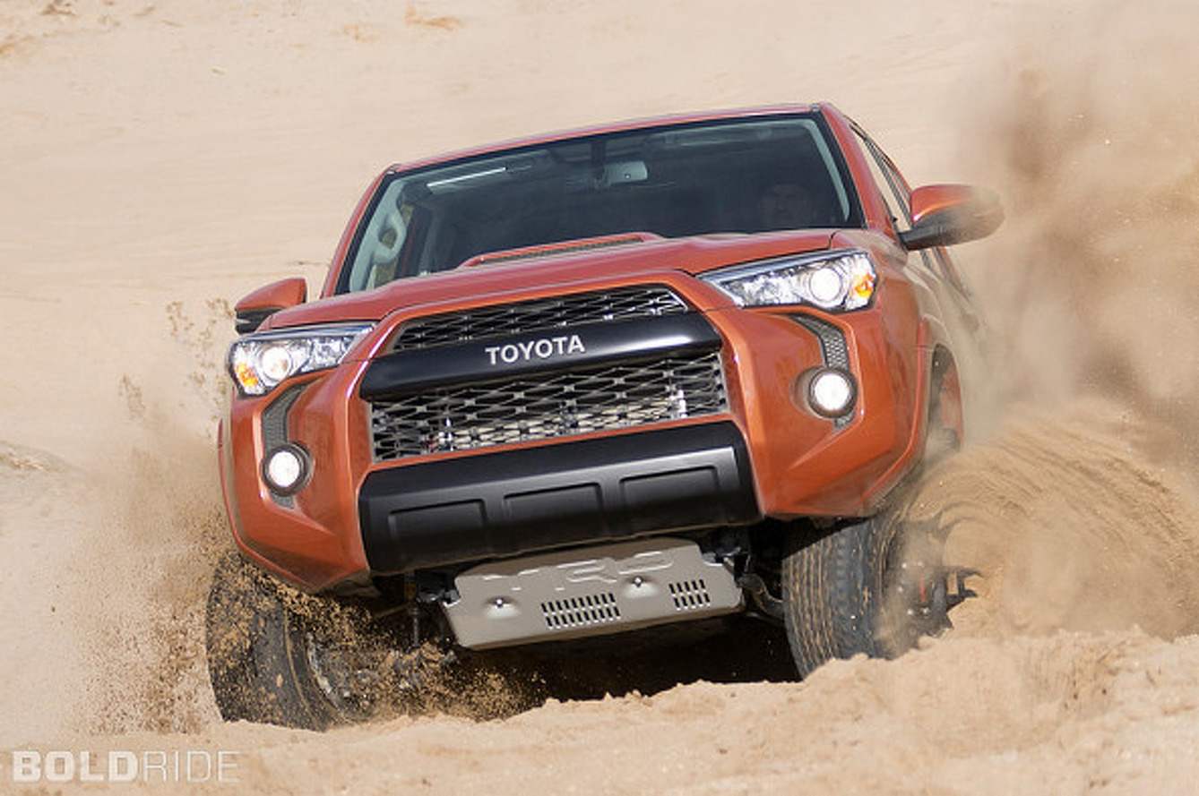 The 4Runner TRD Pro Series Proves Toyota Still Has a Soul