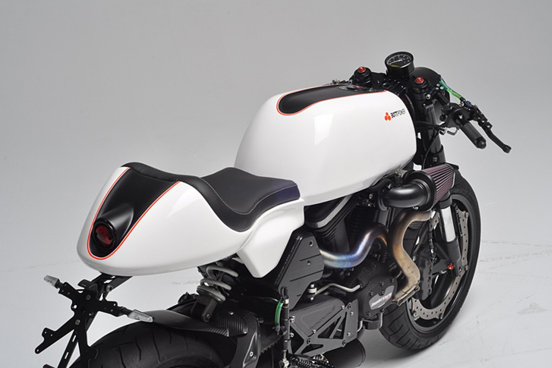 Bottpower Turns the Buell XB12 Into a Futuristic Cafe Racer