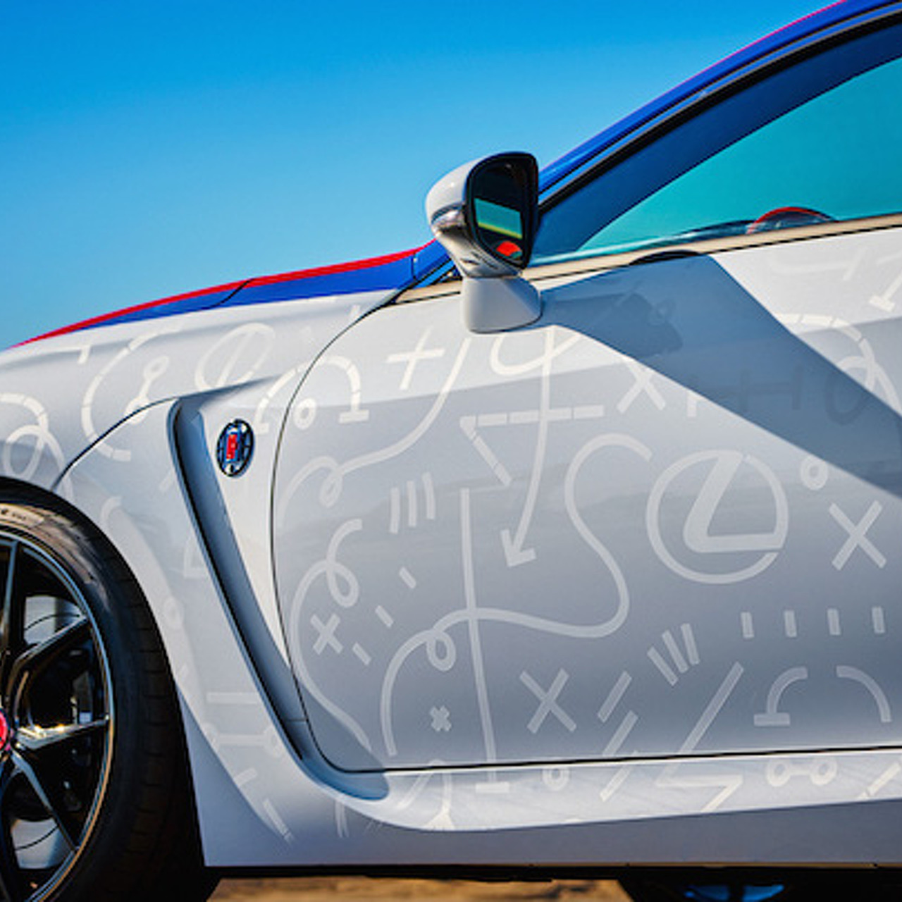 The LA Clippers and Lexus Are Giving Away a Crazy Customized RC F