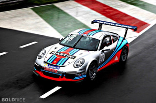 Wheels Wallpaper: Porsche 911 GT3 Cup Martini