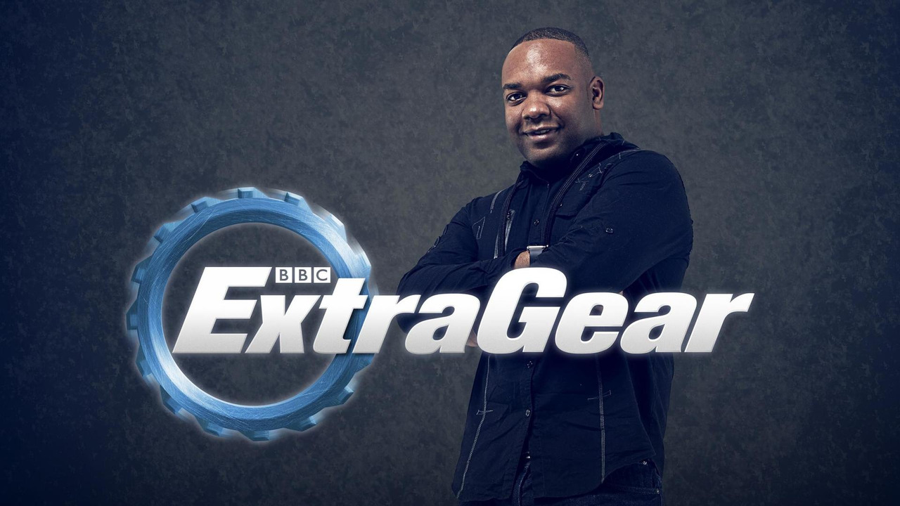 Extra Gear host Rory Reid