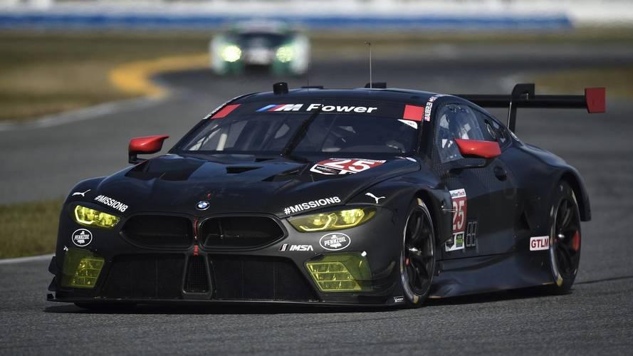 BMW M8 GTE engine