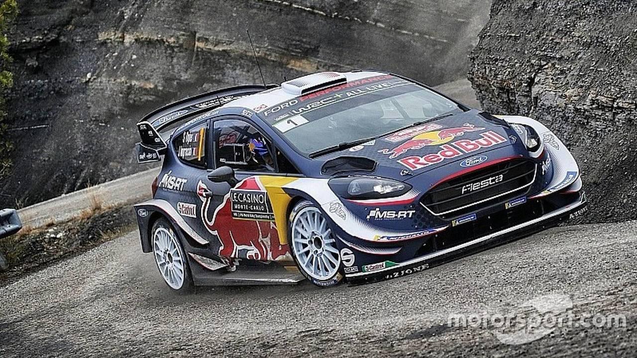 Sébastien Ogier - Rallye Monte-Carlo 2018