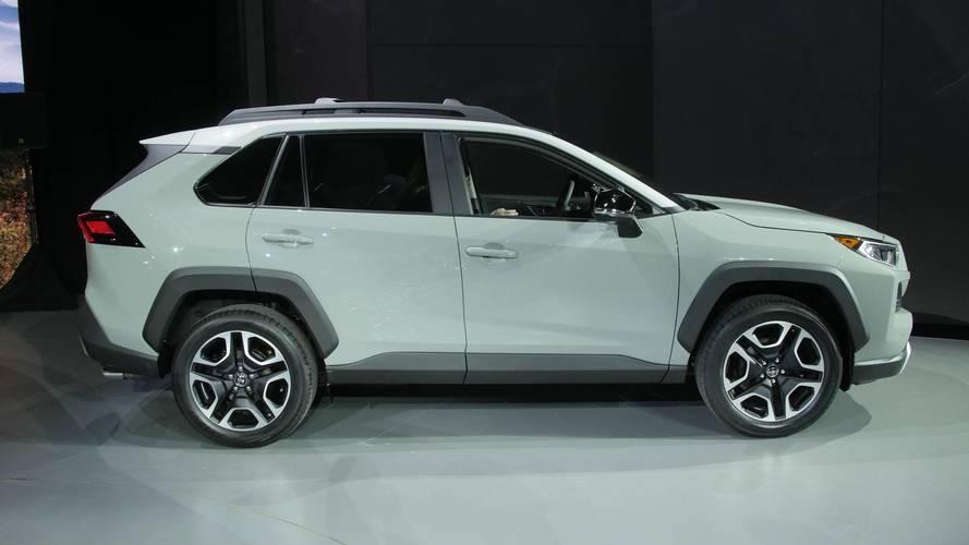 Toyota Rav4 2019 Ganha Plataforma Tnga E Muda Radicalmente