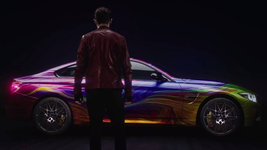 M4 Gets Artsy Promo To Highlight The Greatness Of BMW Individual