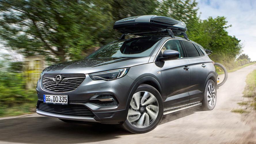 Opel Grandland X: Neues Zubehör