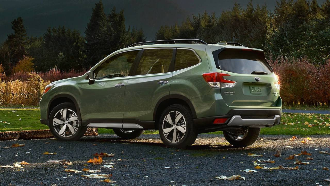 Subaru Forester 2019 Redesign >> 2019 Subaru Forester: See The Changes Side-By-Side