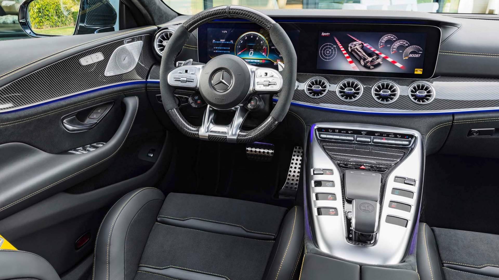 2019 mercedes amg gt 63 s coupe teknik zellikleri otomobilir. Black Bedroom Furniture Sets. Home Design Ideas