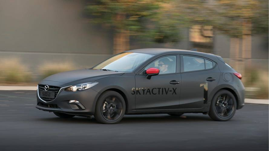 Mazda SkyActiv-X Prototype First Drive: The Future Of Gas Engines?