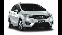 Novo Honda Fit Twist: projeção antecipa visual da versão aventureira