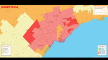 Ontario's high insurance rates led by Brampton