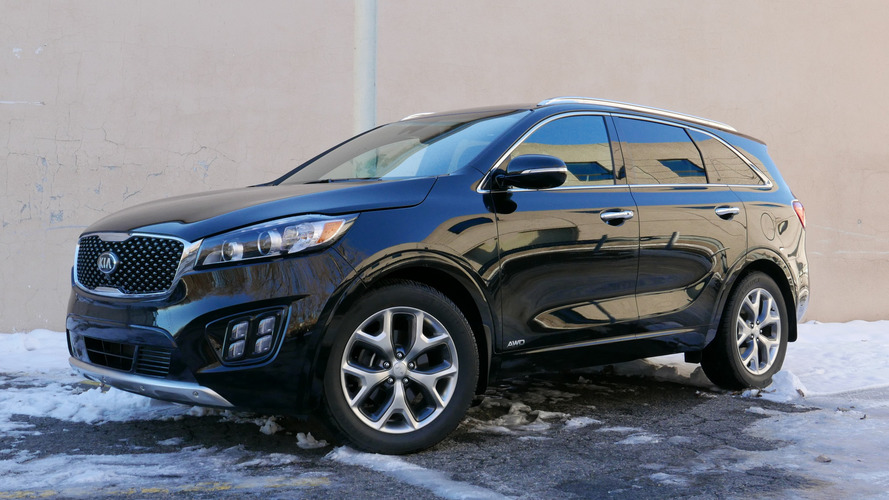 2016 Kia Sorento SX+ V6 Review - Set phasers to 'disrupt'