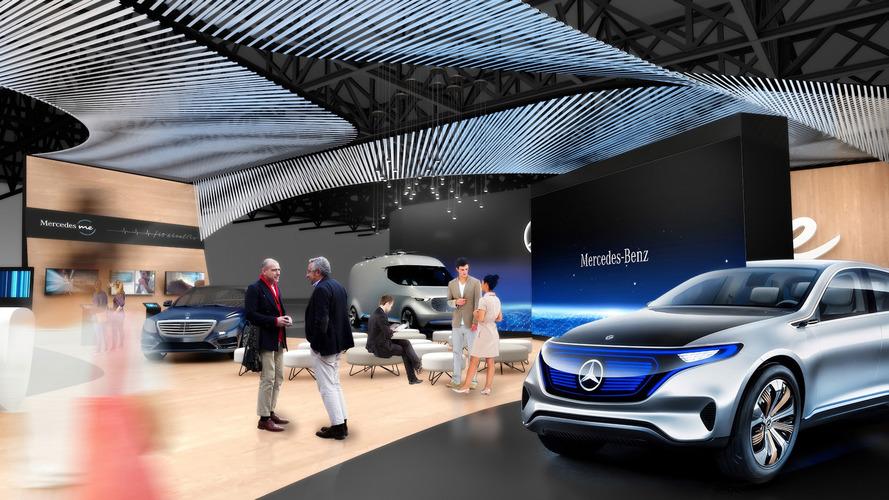 Mercedes dévoile son programme pour le CES 2017