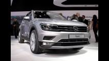No Brasil em 2017, novo Volkswagen Tiguan recebe motores de 220 e 240 cv