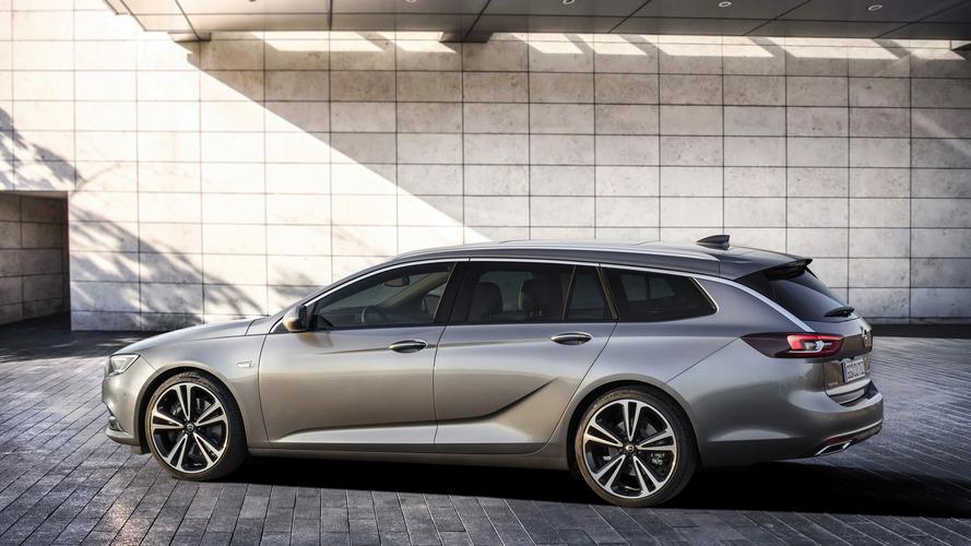 Opel - Voici la nouvelle Insignia Sports Tourer