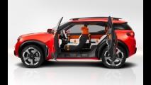 Citroën Aircross Concept antecipa SUV grande e