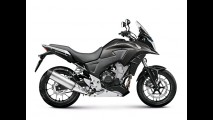 Honda lança CB 500X 2015 com novos grafismos por R$ 24.624