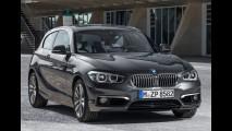 Nacional em breve, BMW Série 1 chega a 2 milhões de unidades - veja fotos