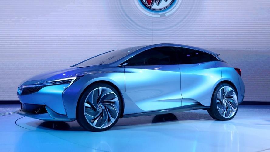 Buick Velite konsepti elektrikli bir geleceği müjdeliyor