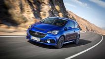 Opel Corsa OPC azul
