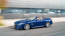 Mercedes-AMG-SL-65 azul