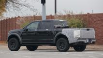 2018 Ford F-150 Raptor Spy Shots