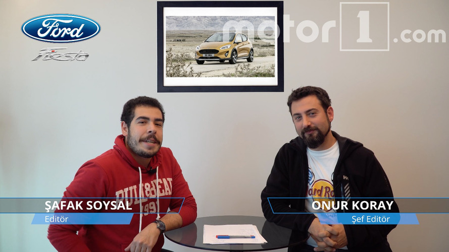 Motor1 Türkiye 2017 Ford Fiesta ön incelemesi