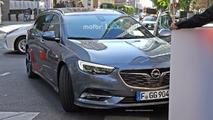 2017 Opel Insignia Sports Tourer spy photo