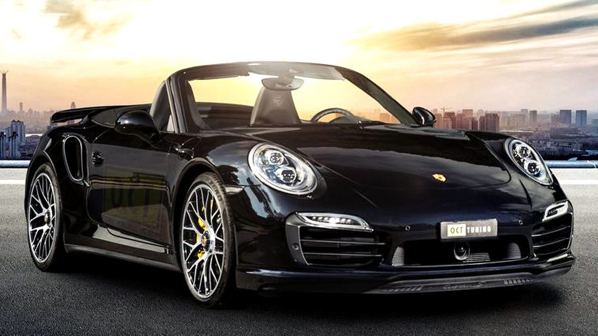 porsche 911 turbo s cabriolet by o ct tuning dialed to 669 ps and 880 nm. Black Bedroom Furniture Sets. Home Design Ideas