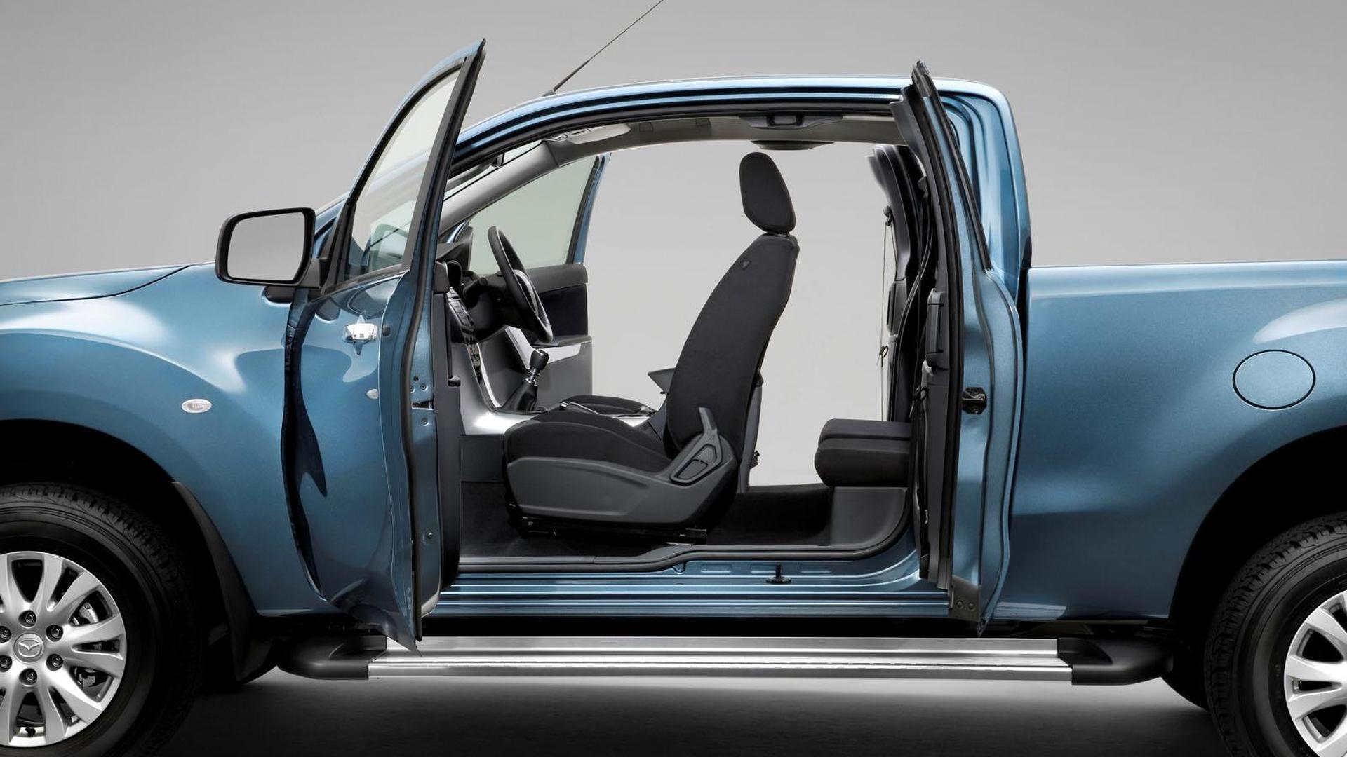 & Mazda BT-50 Freestyle revealed