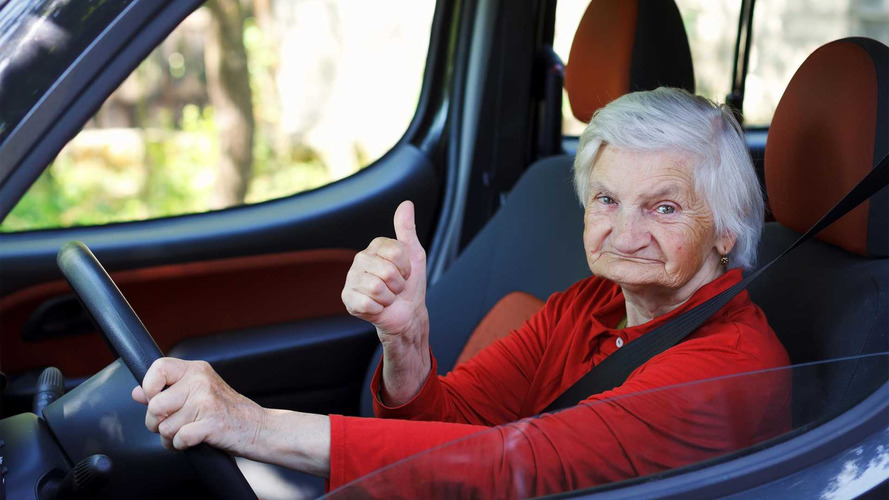 79 Year-Old Belgium Grandma Busted For Going 148 MPH In a Porsche