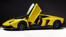 Lamborghini Aventador LP720-4 50th_Anniversary 2013