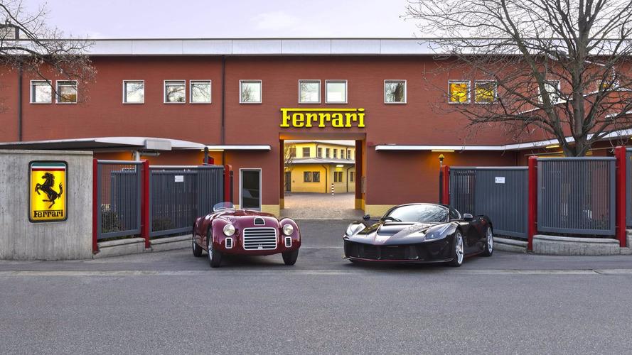 Feliz aniversário, Ferrari! Setentona, hein?